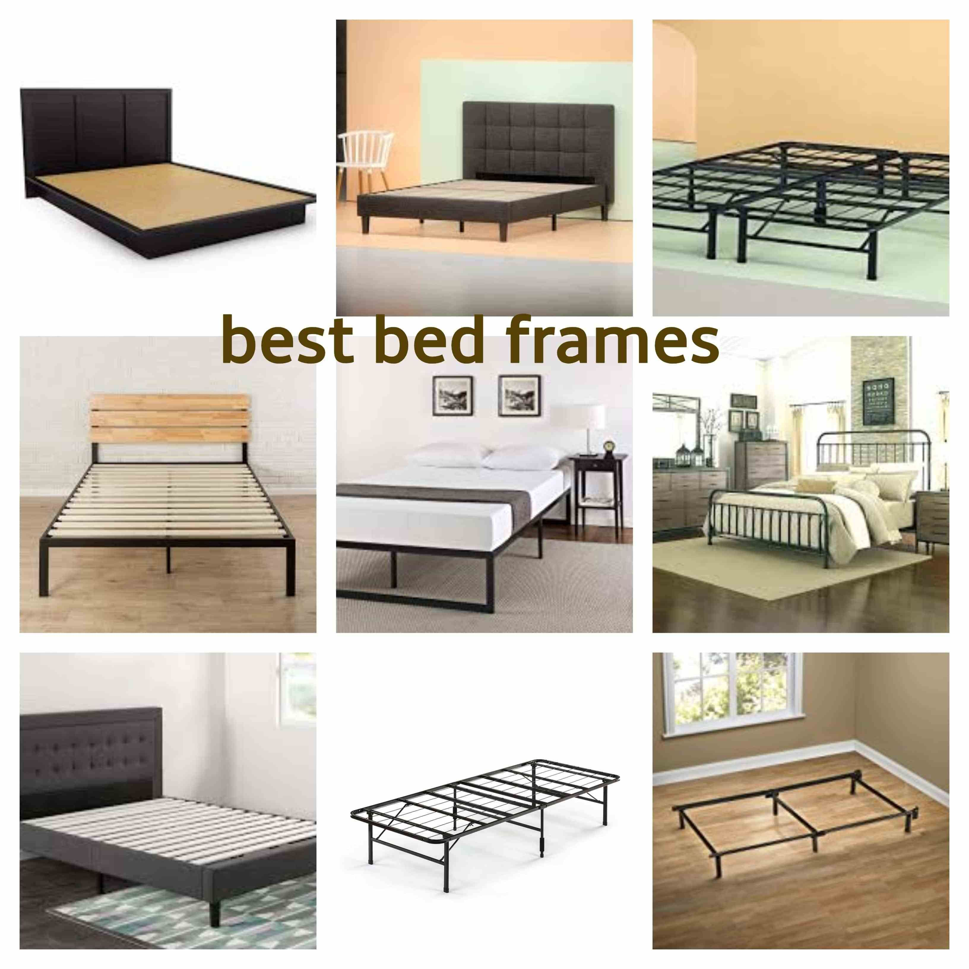 Today we are going to share the best bed frames for you in