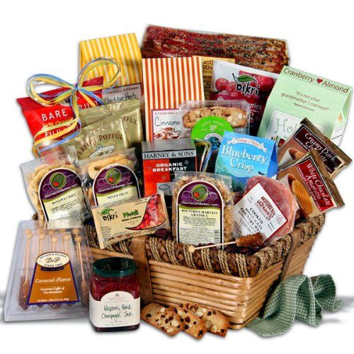 Signature series breakfast gift basket gifts pinterest gift signature series breakfast gift basket negle Gallery