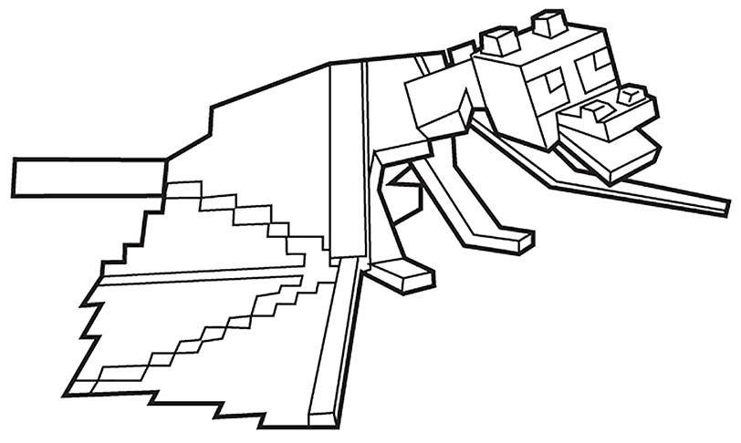 Znalezione Obrazy Dla Zapytania Kolorowanki Minecraft