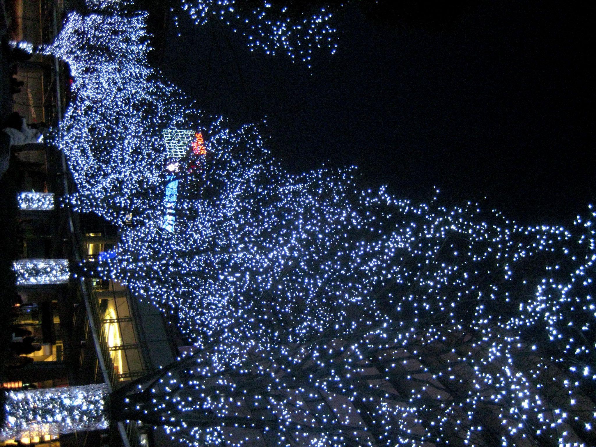 Christmas In Tokyo Christmas Lights Christmas Christmas Seasons