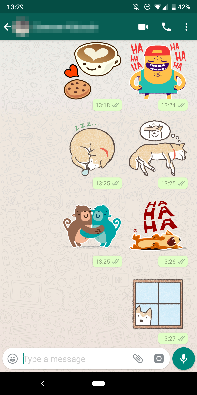 Whatsapp Stickers Download Sticker Download Sticker App Messaging App