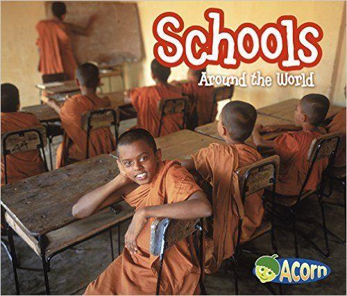 Schools Around the World: Clare Lewis: 9781484603703: Books - Amazon.ca