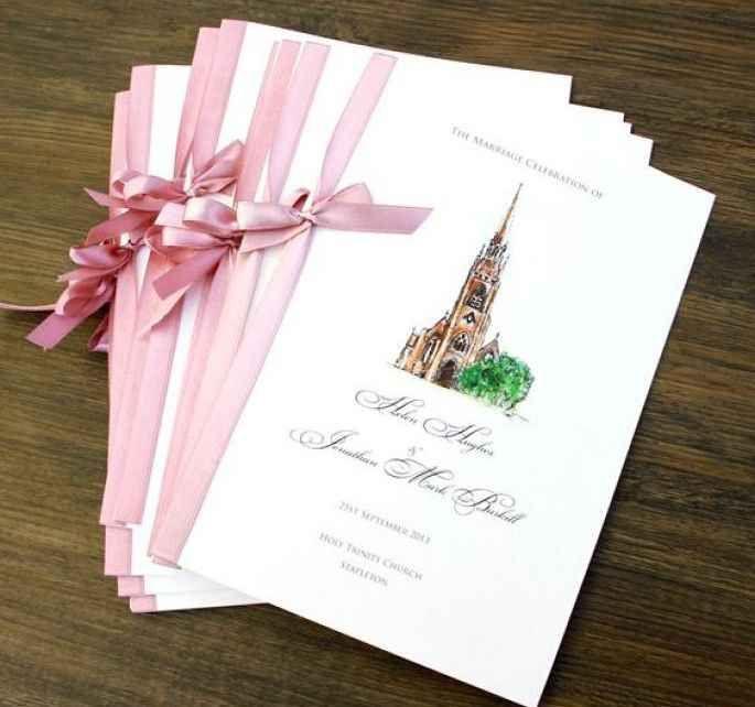 Matrimonio Libretto Messa Sposi Cartoleria Per Matrimoni Libretto Matrimonio Sposo Matrimonio