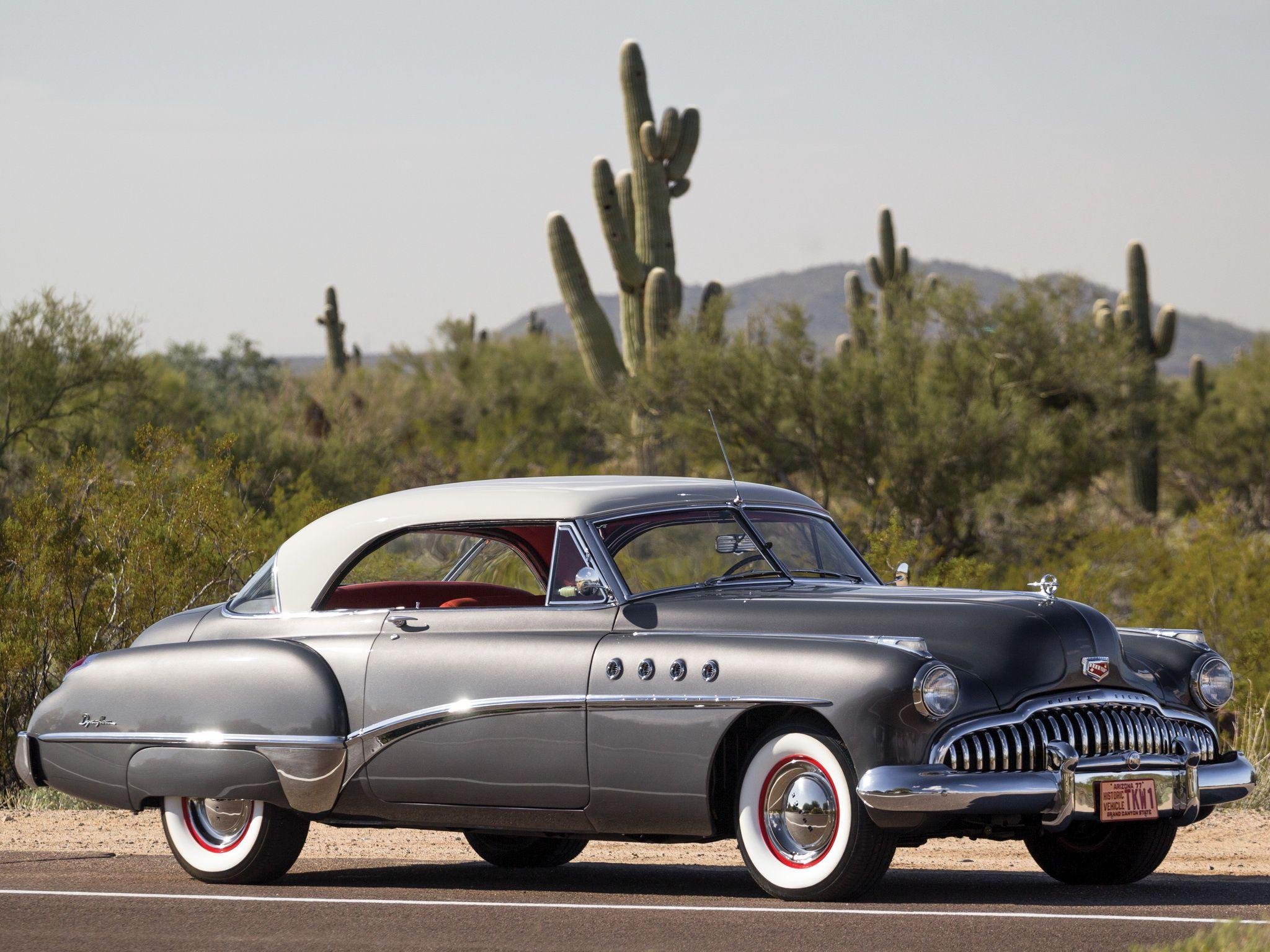 1949 Buick Roadmaster Riviera - (Buick Motor Car Company, Flint ...