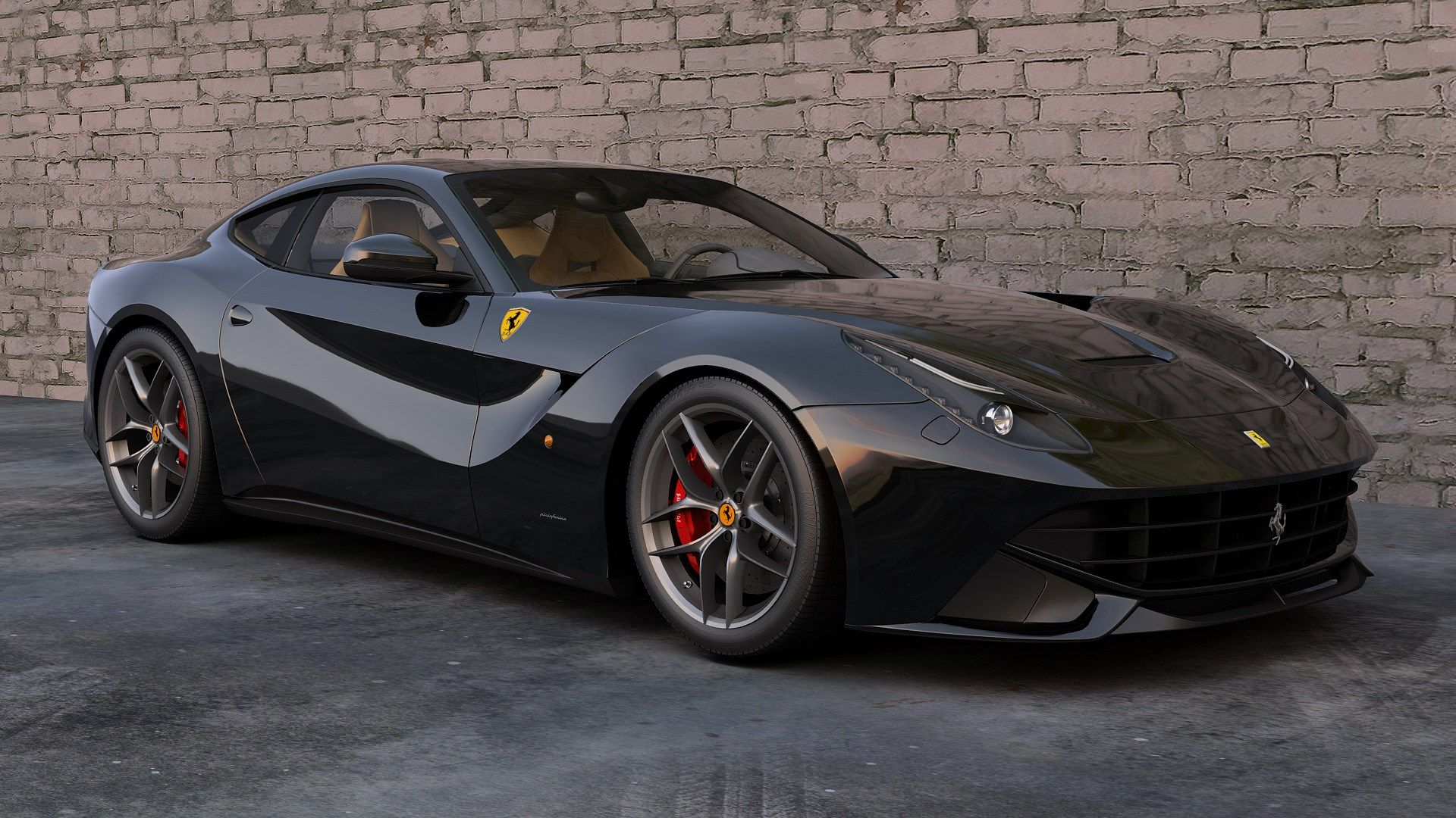 The Ferrari F12 Berlinetta With Images Ferrari F12 Ferrari