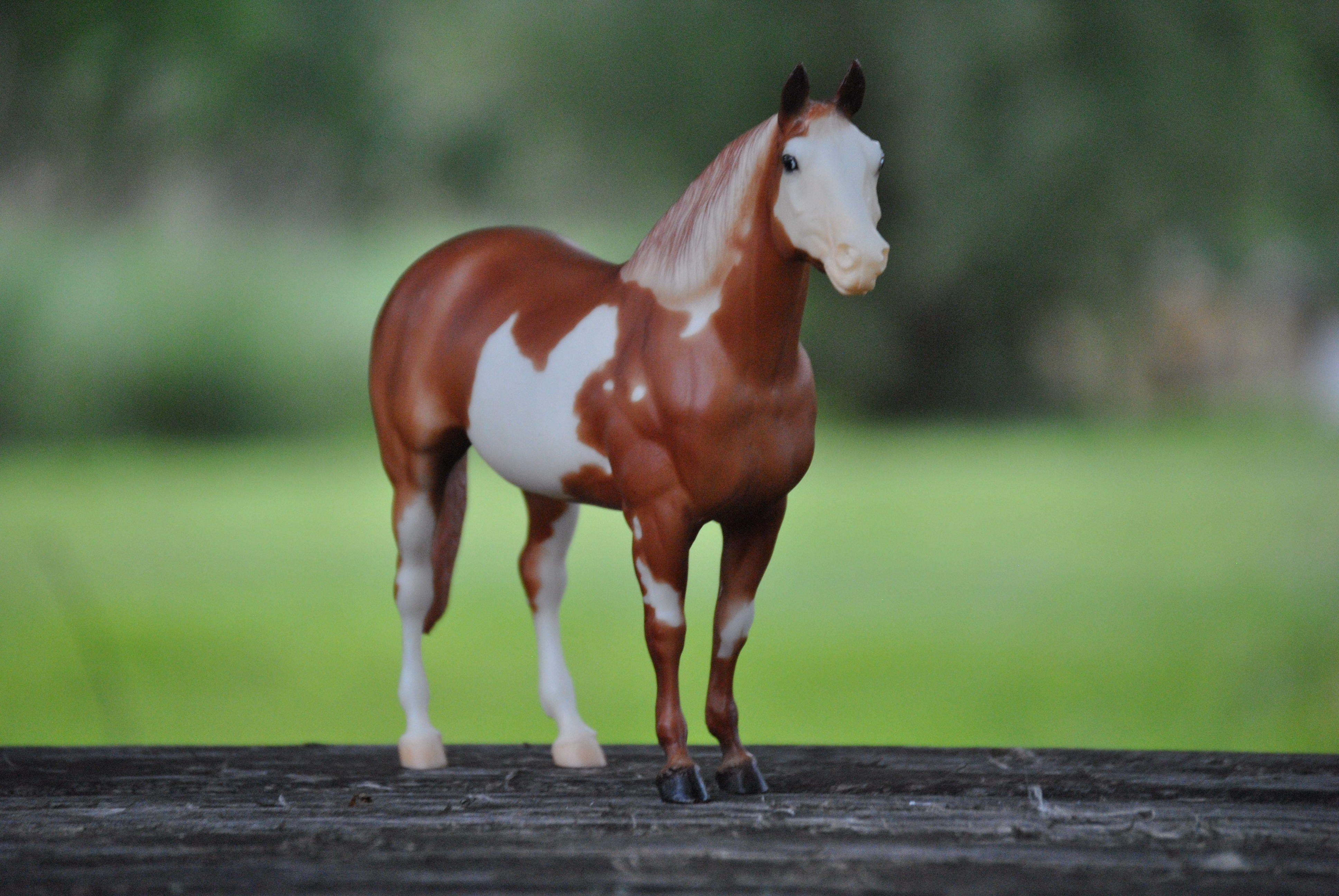 2003 Model 1201 Like A Diamond Horses, Horse art