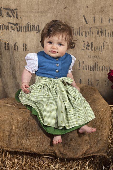 Leni 8 months | Schöne dirndl, Babysachen