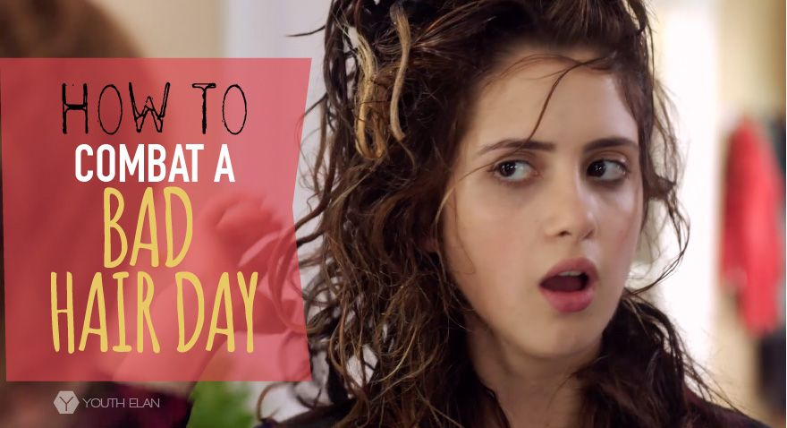 how to combat a bad hair day!   bad hair day, hair day, hair