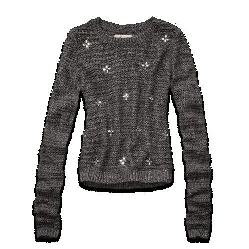 Girls Picnic Beach Sweater