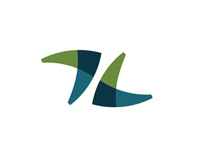 Logo and branding for logistic company