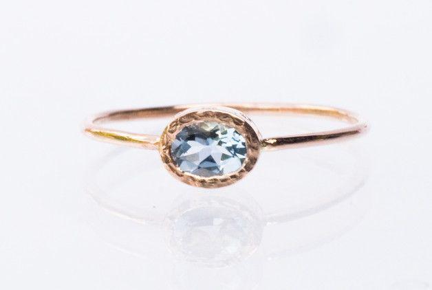 Aquamarin Diamant Verlobungsring In 14k Gold Diy Design Ring And Gold
