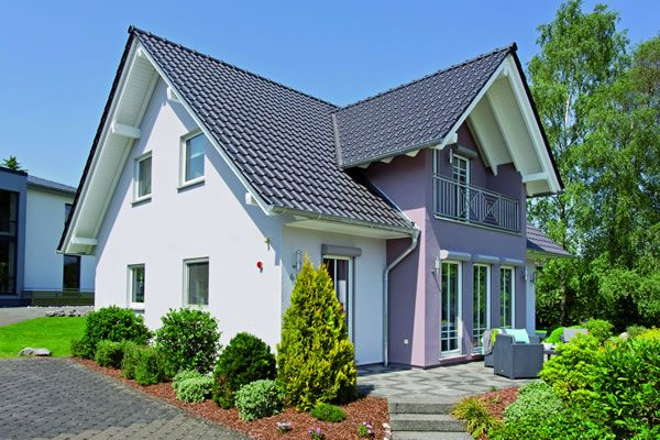 Neunkhausen (Musterhaus) in 2020 Fingerhut haus, Haus