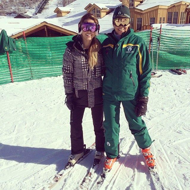 41840b8ccfa Audrina Patridge in the VonZipper B4BC Chakra womens snow goggle...   snowboarding  goggles  eyes  sun  winter  snow  ski  board