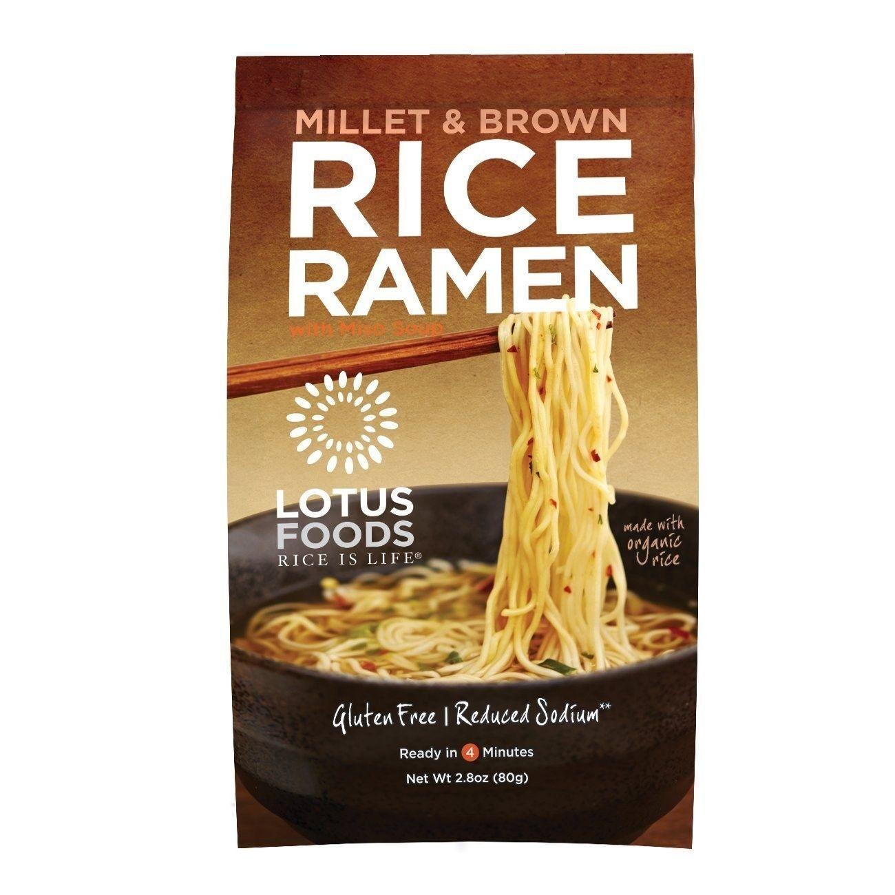 lotus foods rice ramen review