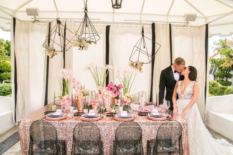 Most Popular Rose Gold Wedding Theme Ideas 2020 Rose Wedding