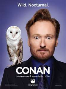 Conan is Cool