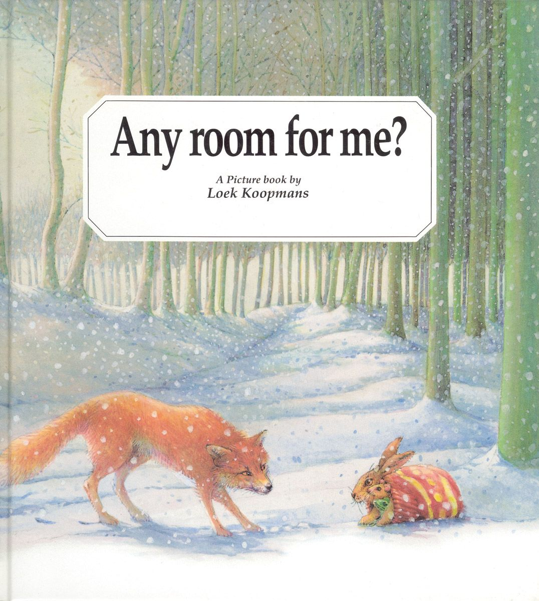 Any Room for Me by Loek Koopmans  published by Floris Books
