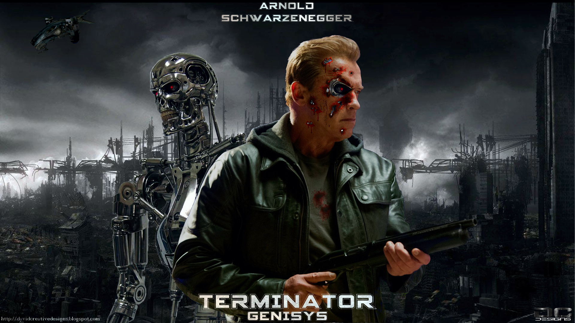 Terminator Genisys Arnold wallpapers (72 Wallpapers) - HD Wallpapers