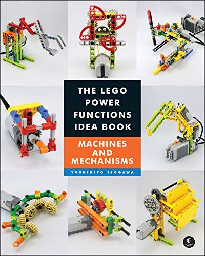85729ce3497 The LEGO Power Functions Idea Book