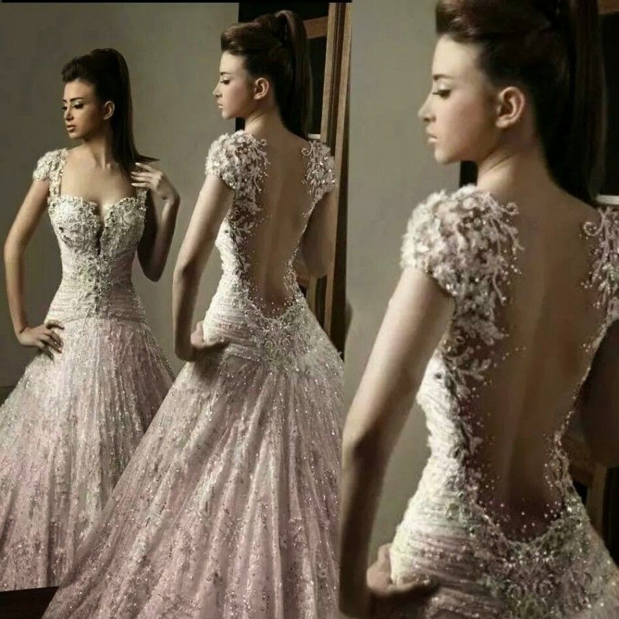 Custom Made Dresses, Wedding and Prom Gowns Online ...