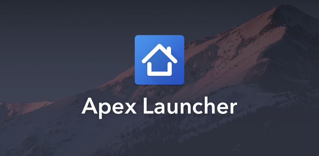 Apex Launcher Customize,Secure,and Efficient Popup