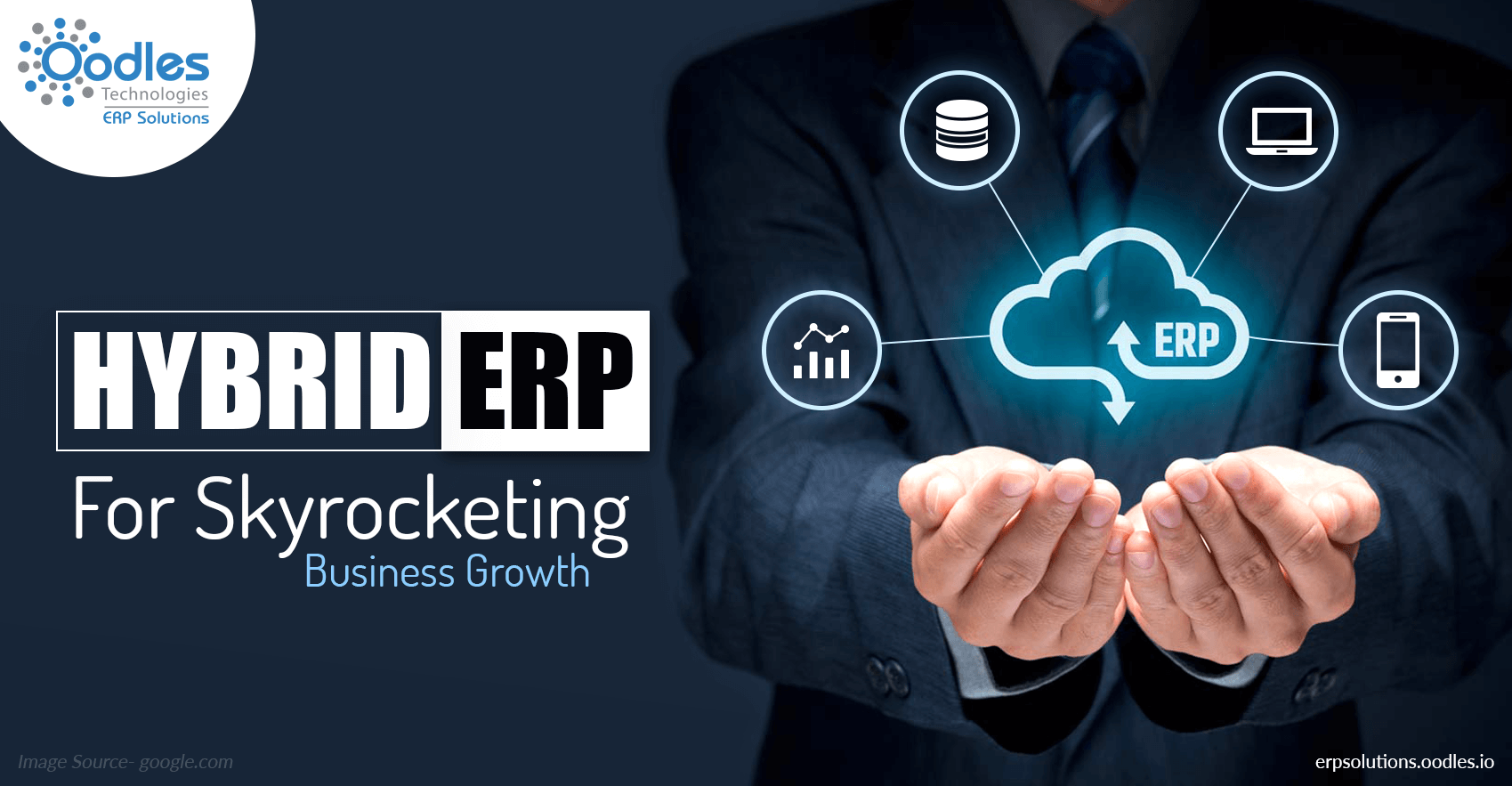 Hybrid Erp For Skyrocketing Business Growth