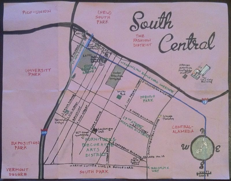 Pendersleigh Sons Cartography S Map Of South Central Great