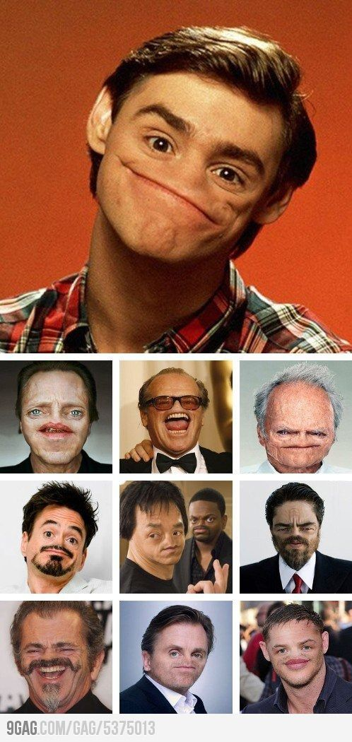 celebrities without nose celebrity humor and stuffing