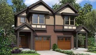 Best Bedroom Craftsman Style Duplex House Plan 5582 Phelps 3 400 x 300