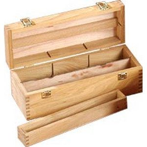 Wooden Storage Box   London Graphic Centre   Storage Solutions