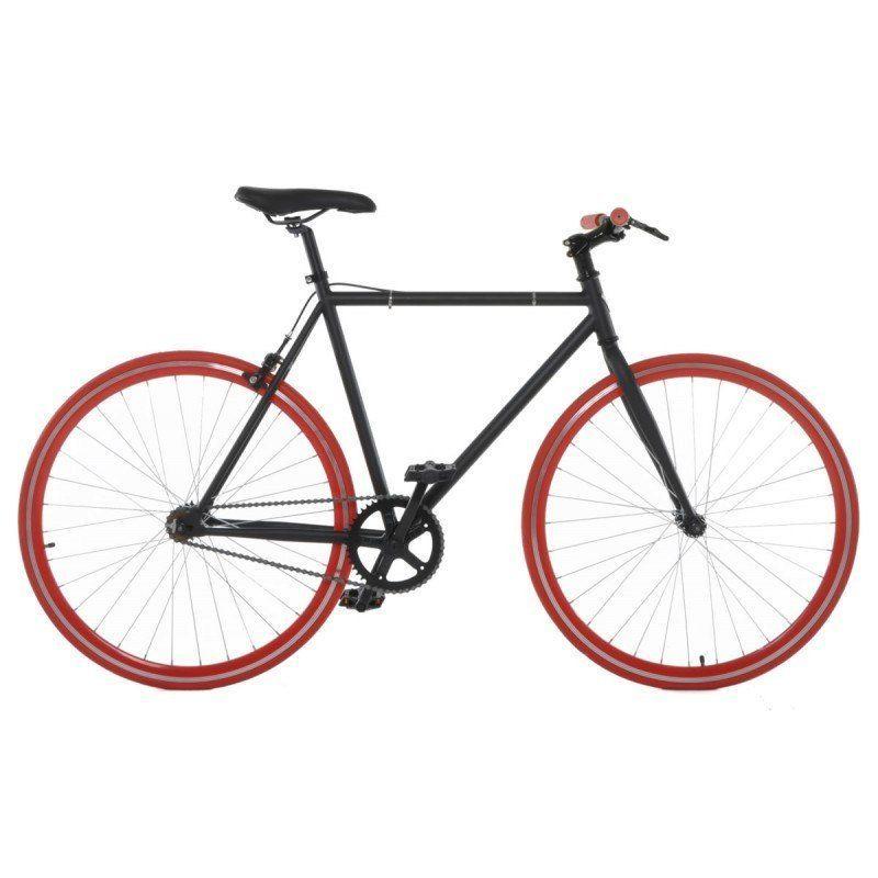 Vilano Fixed Gear Bike Urban Single Speed Deep-V Wheels | Products ...