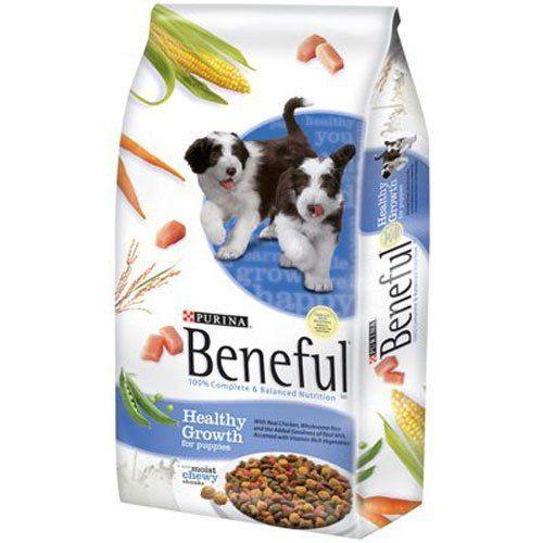 Purina Beneful Healthy Puppy Dry Dog Food 15 5 Lb Bag Check