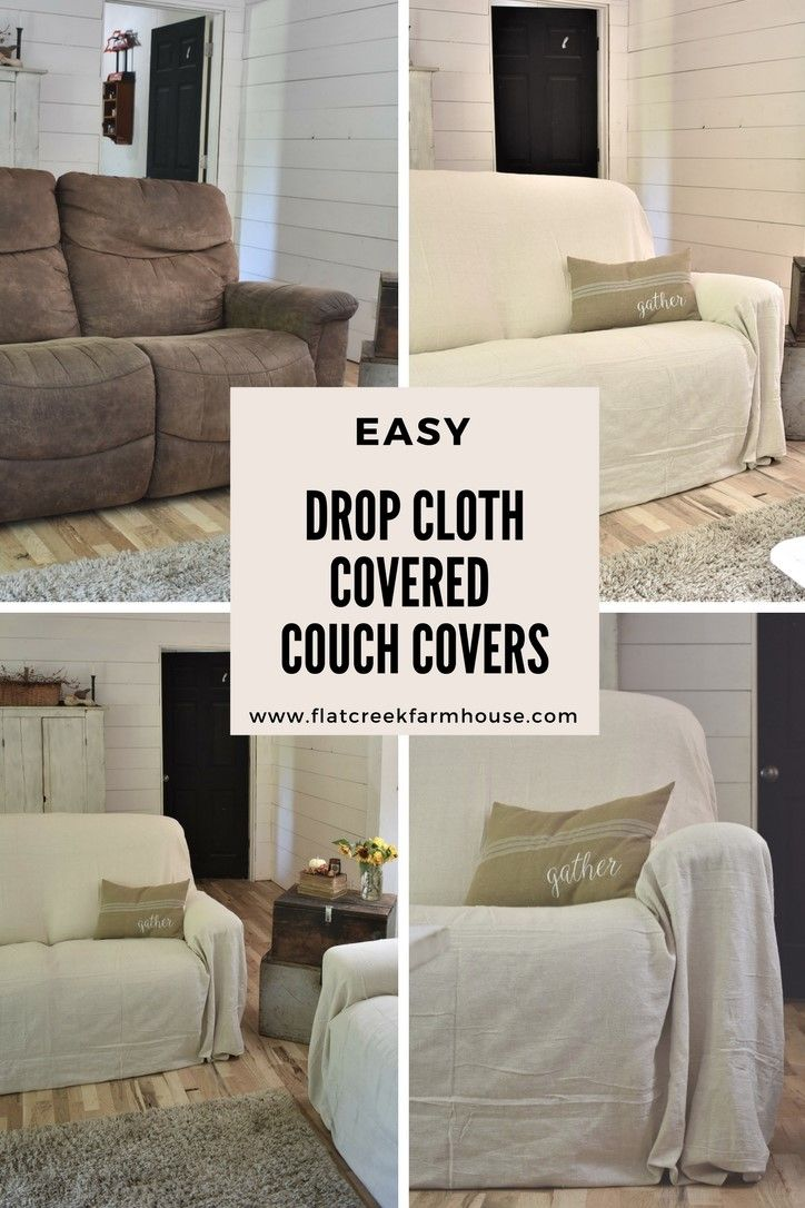 Couch Covers Diy Sofa Cover