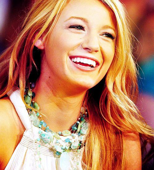 Blake Lively Smile