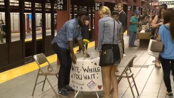 Brooklyn Speed Dating Wydarzenia