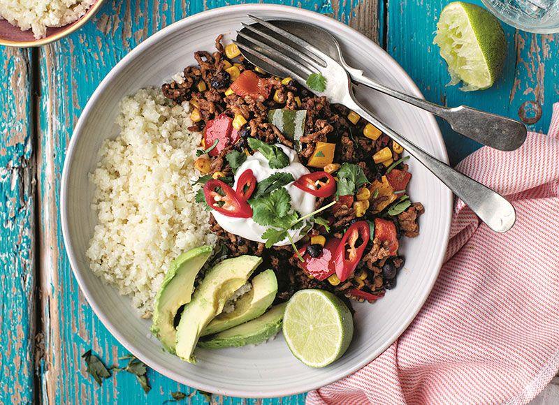 Burrito bowl recipe with images bowls recipe burrito