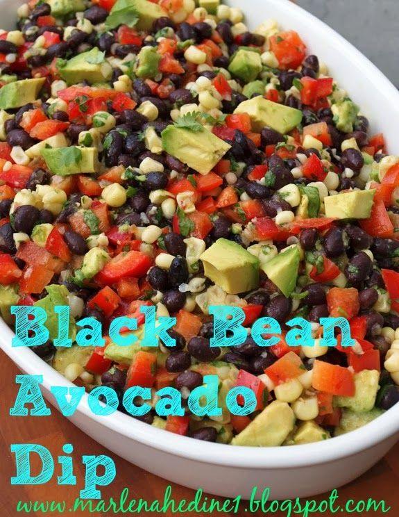 Black+Bean+Salsa+.jpg 575×744 pixels