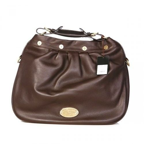 cc2ca6beb0 Essential Mulberry Women Mitzy East West Leathers Hobo Bag Brown ...