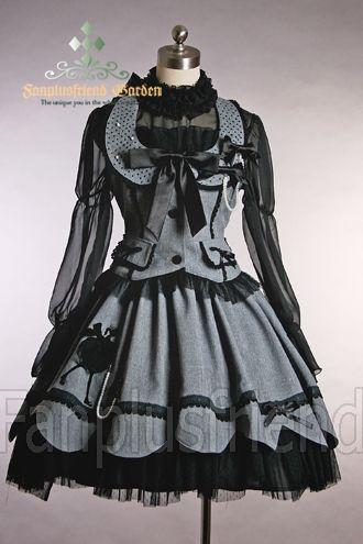- Steampunk style vestimentaire ...