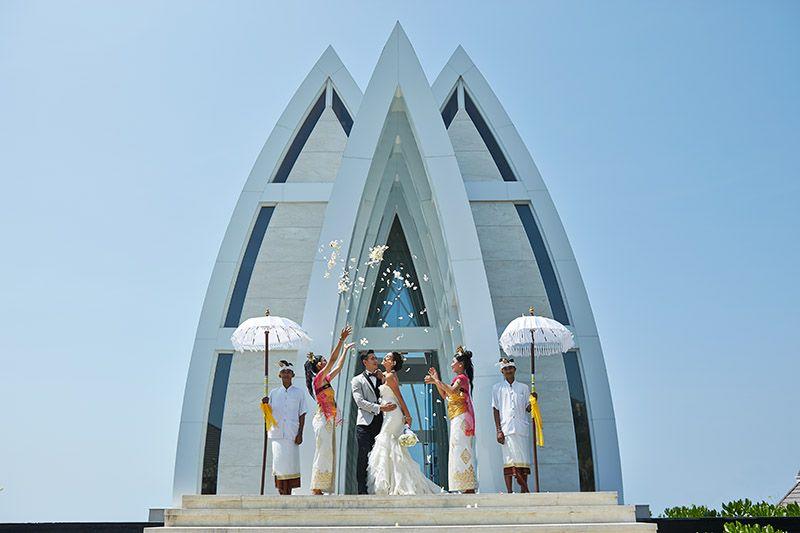 Lima Rekomendasi Venue Pernikahan Paling Cantik di Bali