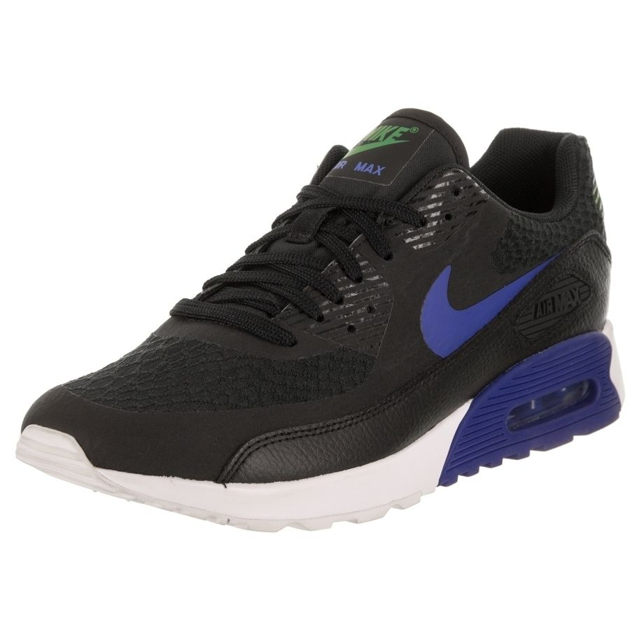 buy popular 8166a d970f Nike Women s Air Max 90 Ultra 2.0 Running Shoe (9.5), Black