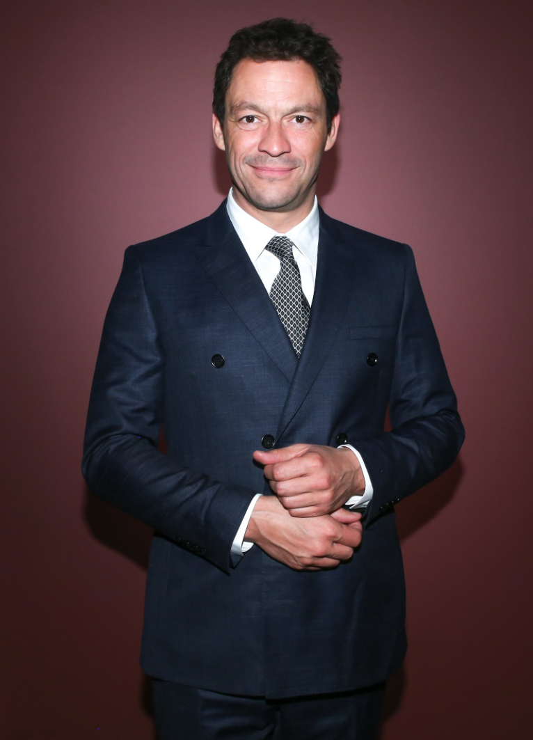 Dominic West Wearing Burberry At The Celebration Of The Tale Of Thomas Burberry In New York Suits And Jackets Double Breasted Suit Jacket How To Wear