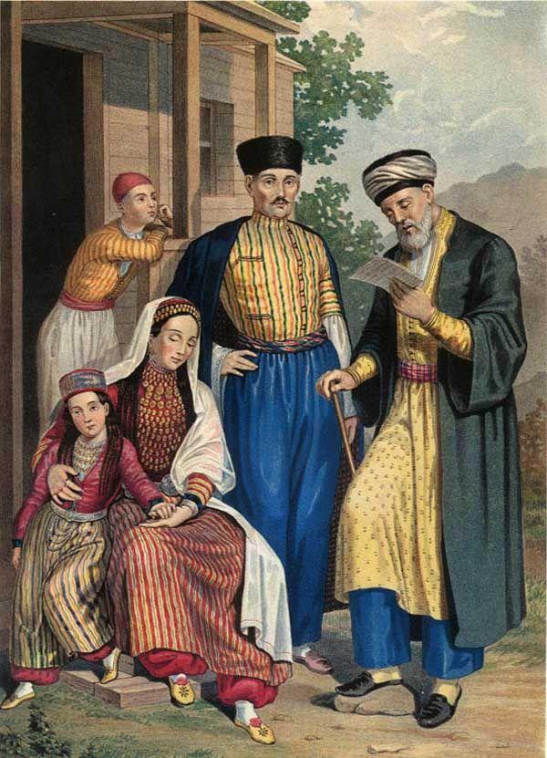 Татарский национальный костюм   Искусство