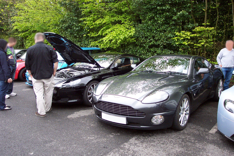 Aston Martin Centenary Meet With Pscm Super Cars Aston Martin Sports Cars