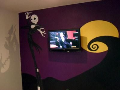 Awesome Wall Murals · Nightmare Before Christmas   Google Search Amazing Ideas