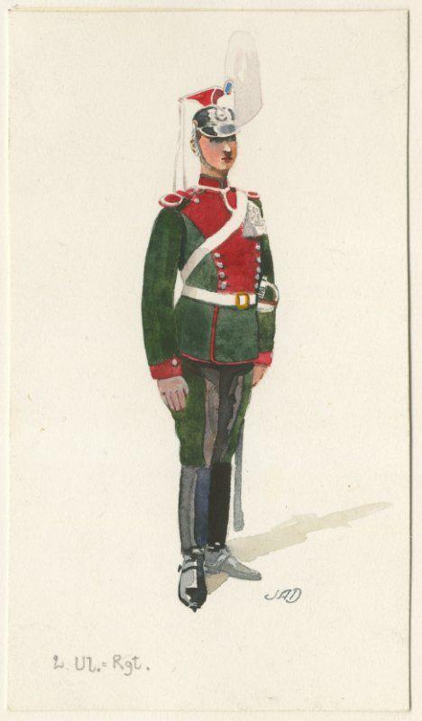 Bavaria 2nd ulanen regiment k nig full dress 1914 for Depot bayreuth