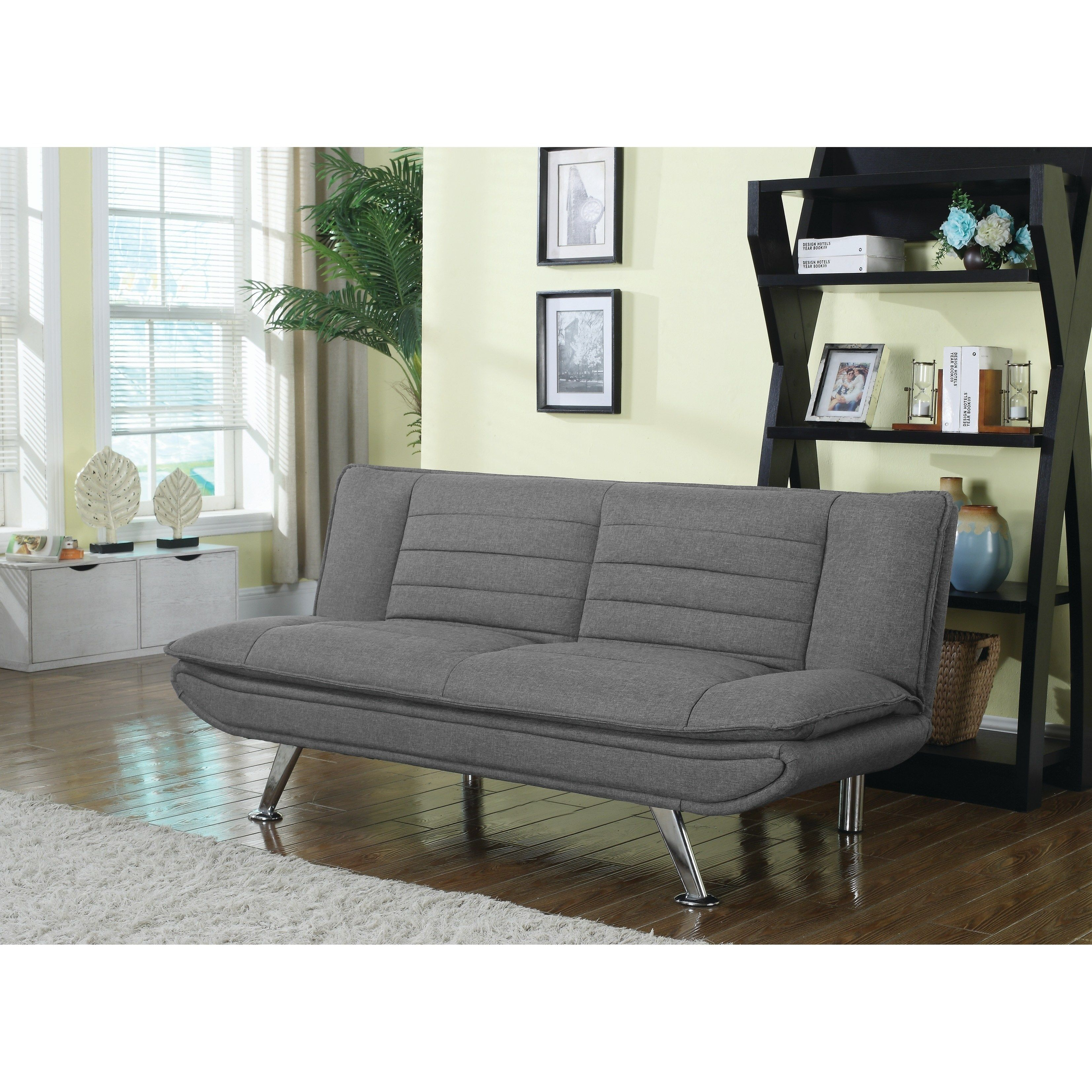 Swell Casual Grey Sofa Bed Gray Coaster Products In 2019 Ncnpc Chair Design For Home Ncnpcorg