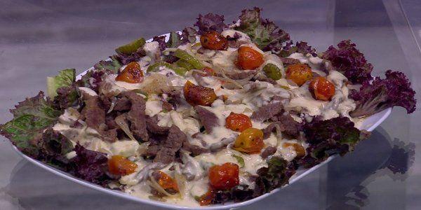 Cbc Sofra طريقة عمل سلطة شاورما لحم غادة جميل Recipe Recipes Pickles Salad
