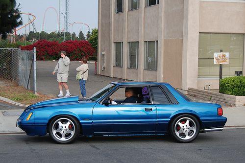 Foxbody Mustang Notchback Mustang Fox Body Mustang Fox Mustang