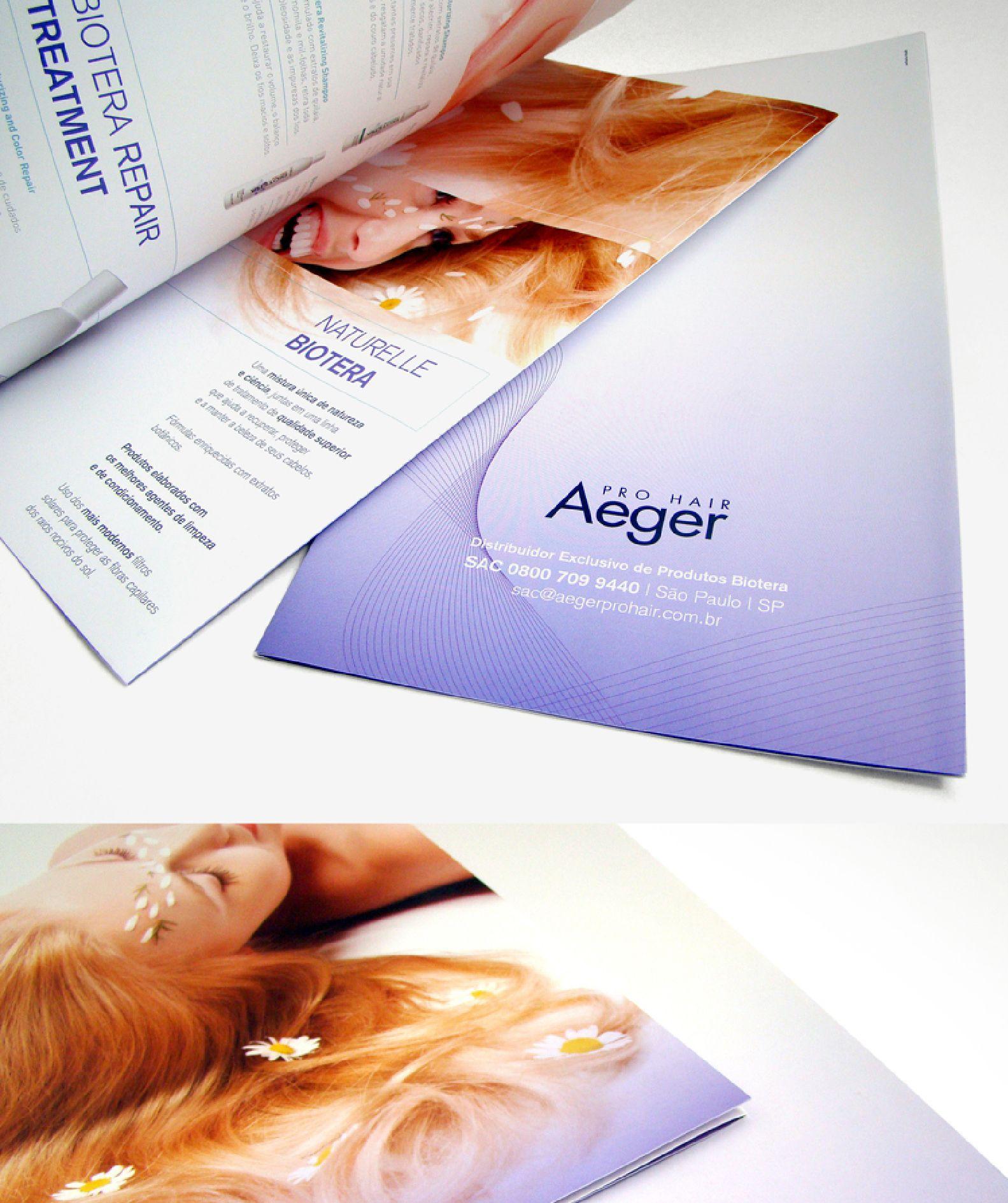 Lançamento Biotera, para Aeger Pro Hair